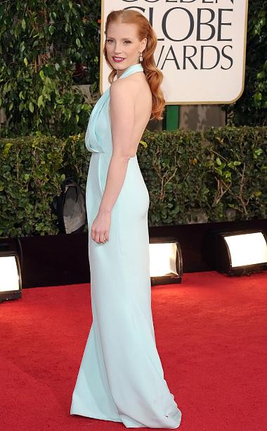 Golden Globe Awards 2013   Designer: (custom) Calvin Klein