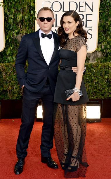 Golden Globe Awards 2013
