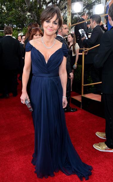 Golden Globe Awards 2013   Designer: Alberta Ferretti