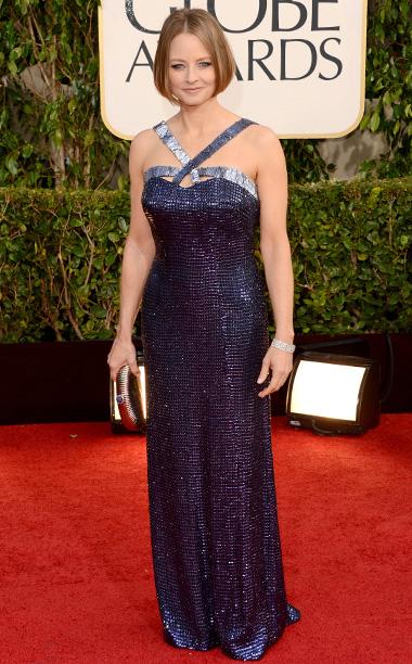 Golden Globe Awards 2013   Designer: Giorgio Armani