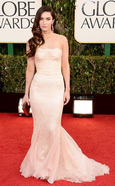 Golden Globe Awards 2013   Designer: Dolce & Gabbana