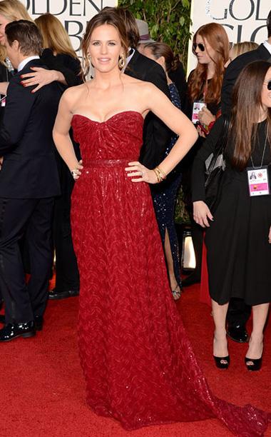 Golden Globe Awards 2013   Designer: Vivienne Westwood Couture