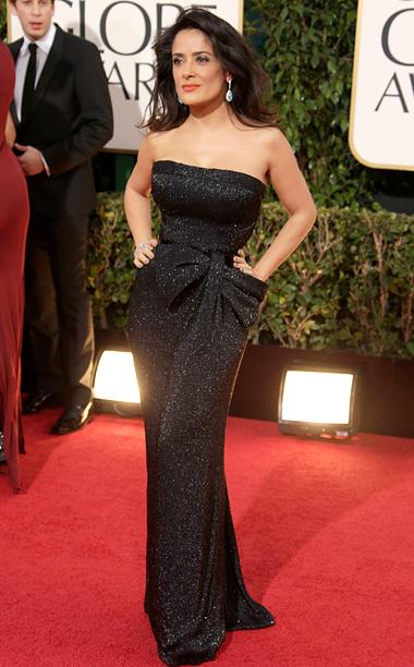 Golden Globe Awards 2013   Designer: Gucci