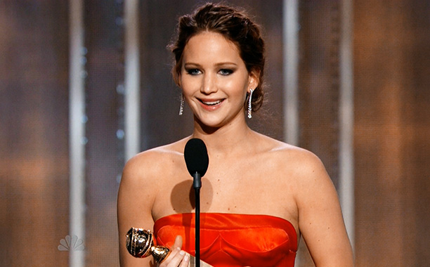 Jennifer Lawrence's reputation for being off-the-cuff and outspoken paid off in spades tonight as she couldn't resist taking the stage to collect her statuette for…