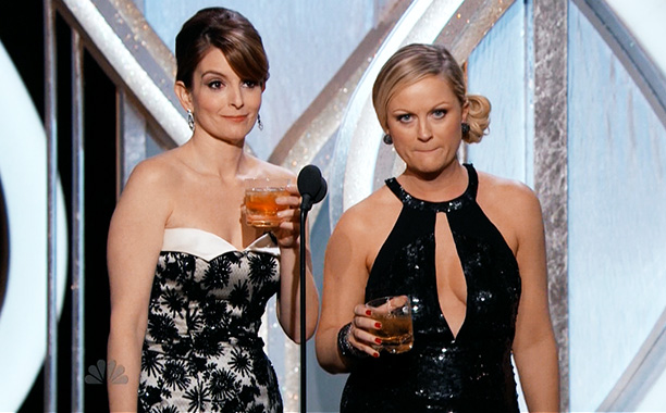 Overly high expectations? No such thing! Amy Poehler and Tina Fey killed it with their monologue and didn't stop until Argo 's literal 11th-hour win…