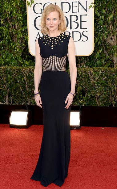 Golden Globe Awards 2013   Designer: Alexander McQueen