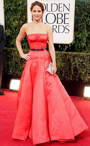 Golden Globe Awards 2013   Designer: Dior Haute Couture