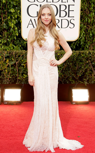 Golden Globe Awards 2013   Designer: Givenchy