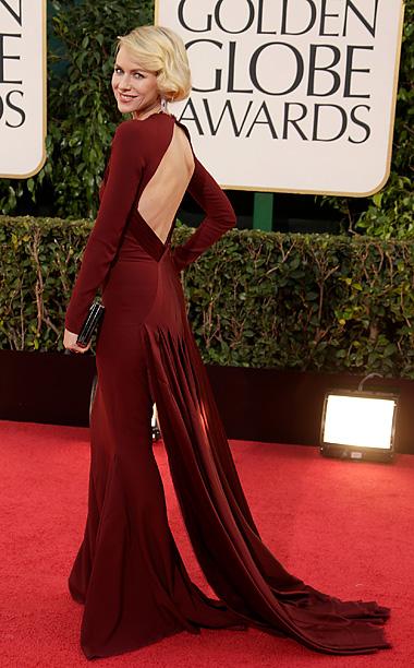 Golden Globe Awards 2013   Designer: Zac Posen