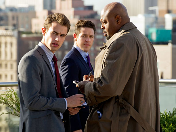 Premiere date: Feb. 26 Stars: Theo James , Chi McBride What it's about: How does an ambitious young beat cop go from the street to…