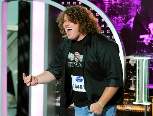 Idol Ratings Gabe Brown