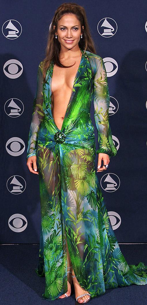 J Lo 2000 Grammy