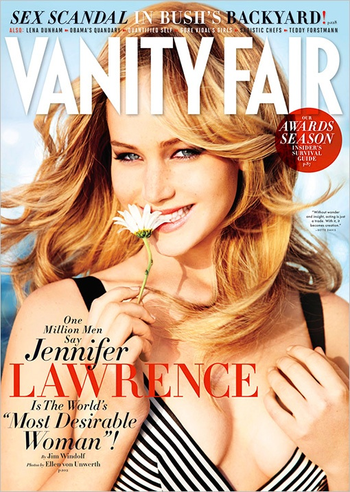 Ellen von Unwerth exclusively for Vanity Fair