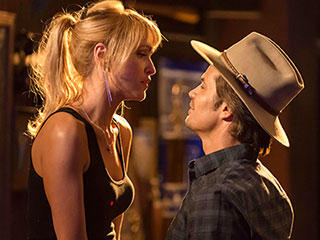 Justified Recap