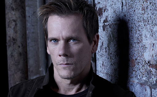 Kevin Bacon The Following TOUT