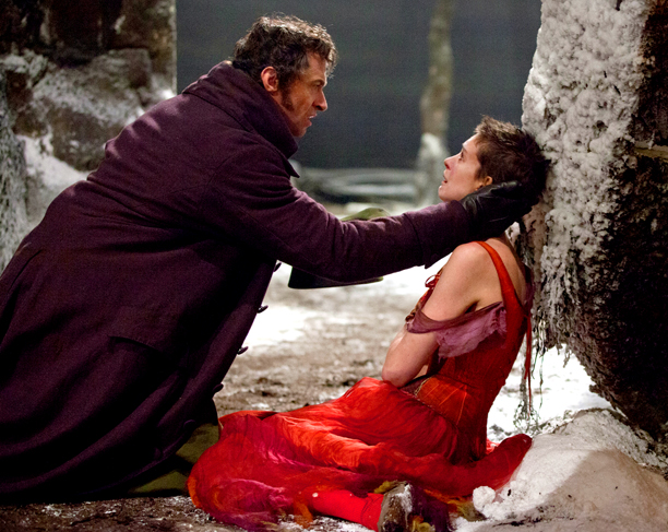 Nominations: Eight — while Hugh Jackman and Anne Hathaway are viable in the Best Actor and Best Supporting Actress races, respectively, most of Les Miz…