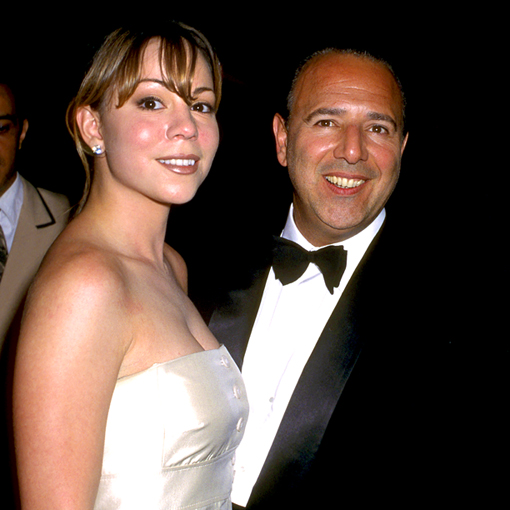 Mariah Carey Tommy Mottola