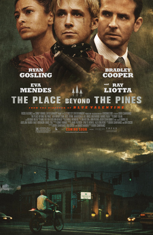 Place Beyond Pines Poster
