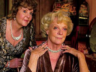 QUARTET Pauline Collins and Maggie Smith