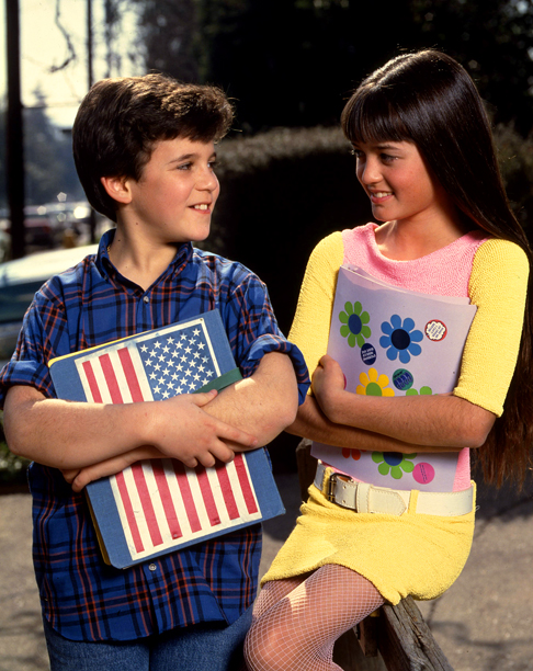 Kevin and Winnie, The Wonder Years