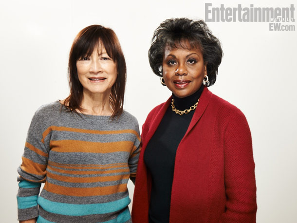 Freida Mock (director) and Anita Hill, Anita