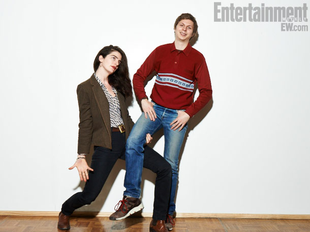 Gaby Hoffman and Michael Cera, Crystal Fairy