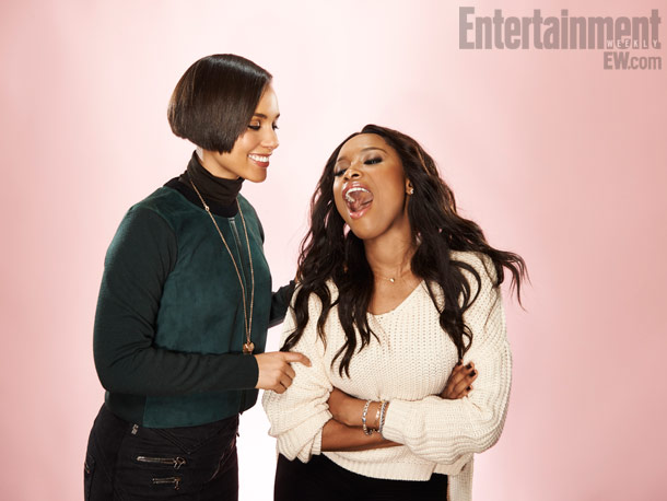 Alicia Keys and Jennifer Hudson, The Inevitable Defeat of Mister and Pete