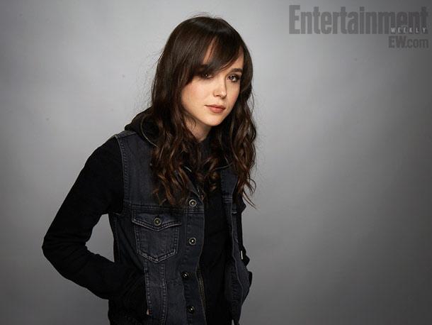 Ellen Page, The East