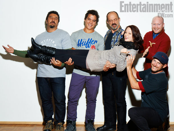 Louis Sutherland (director), Kevin Paulo, Jacek Koman, Laura Petersen, Byron Coll, and Mark Albiston (director), Shopping