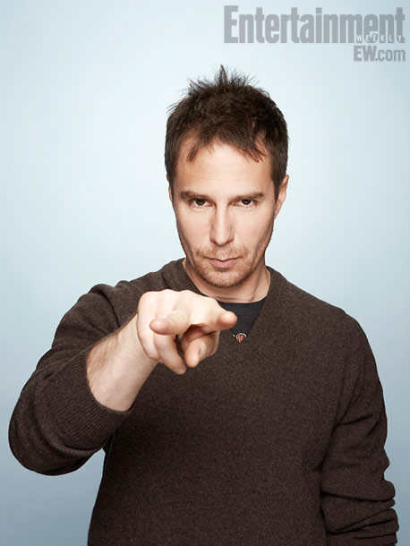 Sam Rockwell, The Way, Way Back