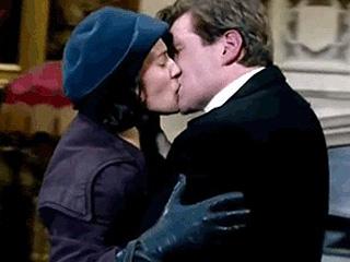 Sybil Branson Kiss