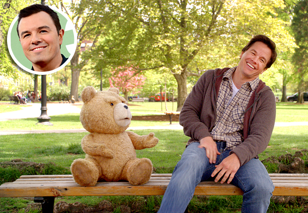 Film: Ted Music: Walter Murphy Lyrics: Seth MacFarlane After MacFarlane and Norah Jones dueted on the Ted writer-director's 2011 jazz-vocals album, they reteamed for a…