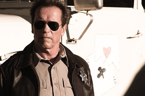 In his first leading role since 2003's Terminator 3: Rise of the Machines , Arnold Schwarzenegger proves that he's still badass at 65. The perennial…