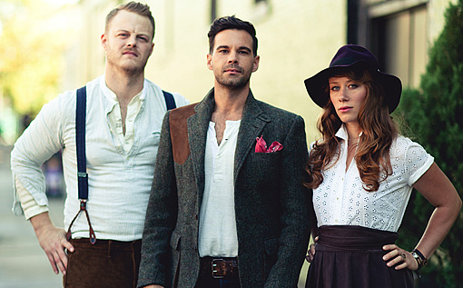 The Lone Bellow Publicity