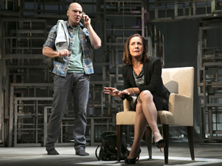THE OTHER PLACE John Schiappa and Laurie Metcalf