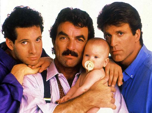 THREE MEN BABY