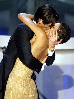 Adrien Brody, Halle Berry