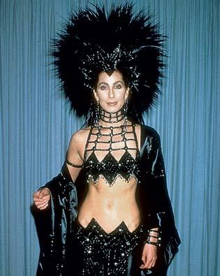 Cher, Oscars 1986