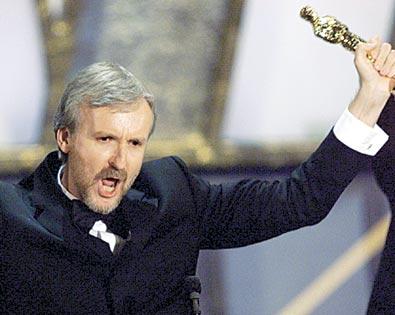 Oscars 1998, James Cameron