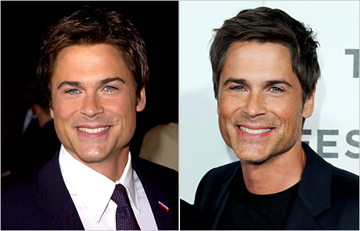 Ageless Stars Rob Lowe