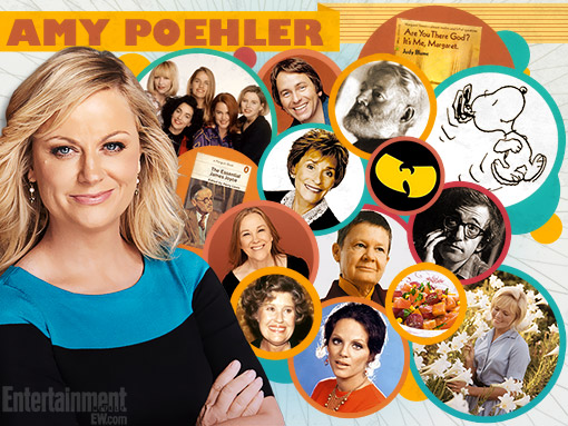 AMY POEHLER INSPIRATION