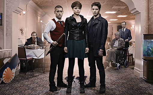 Being Human BBC