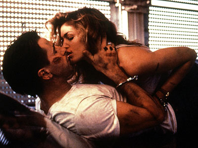 Cindy Crawford, William Baldwin | Crawford plays a Miami lawyer with a preference for tank tops, who runs afoul of some ex-KGB agents. (Ex-KGB agents = the '90s!) Fortunately for…