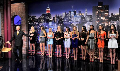David Letterman Sports Illustrated
