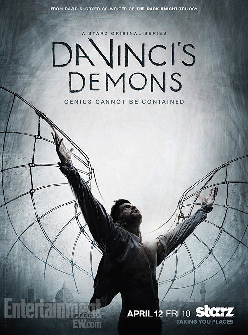 Davincis Demons Key Art
