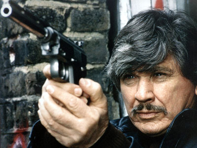 Charles Bronson, Death Wish 3 | He carried a big gun and knew how to use it. Vigilante Paul Kerser kept getting older as the Death Wish movies went on but…
