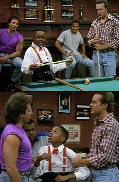 Gambling is bad, mmmmkay? After Eddie got in deep with a pool shark, Steve came to the rescue with the help of?physics! Steve's clever calculations…