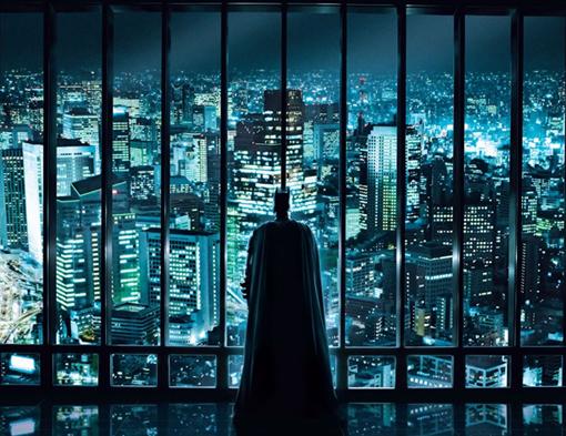 Gotham City Dark Knight