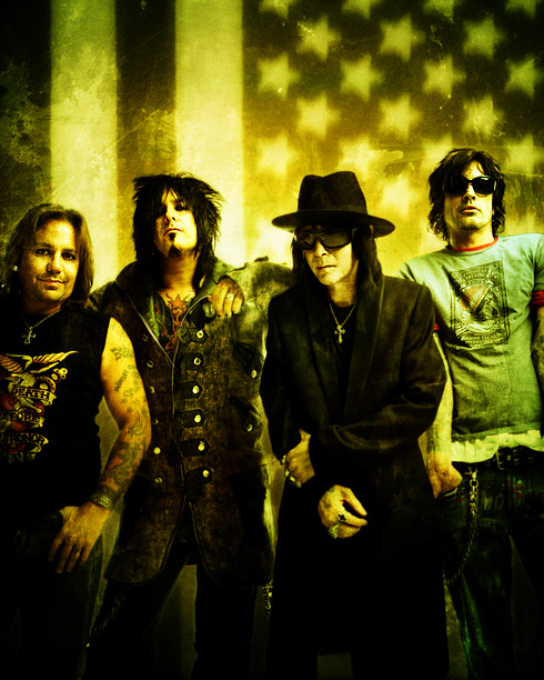 Nominations: 3 Again, the Crüe were thwarted by the fact that NARAS didn't hand out metal awards until well after the height of the hair…