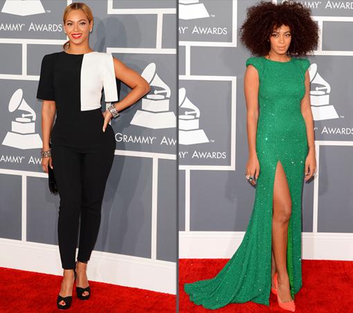Grammys Beyonce Solange